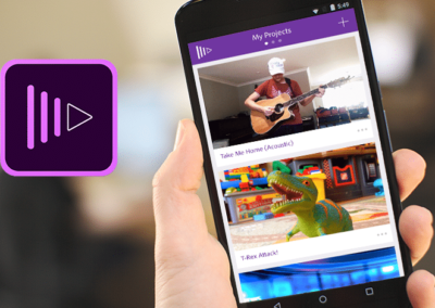 A Professional's take on Adobe Premiere Clip on Android