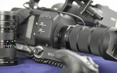 Run-and-Gun Lens Choices for the Sony FS7