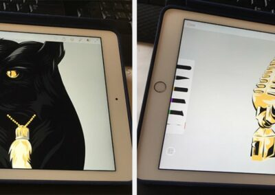 Simplifying Your Illustration Workflow with iPad and Adobe