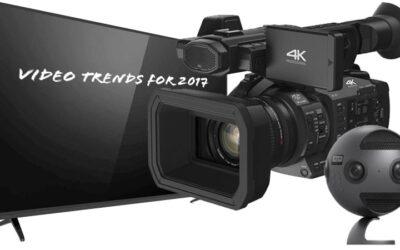 Video Tech Trends 2017