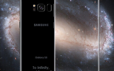 To Infinity, and beyond! – The Samsung Galaxy S8 takes aim at Apple and Google