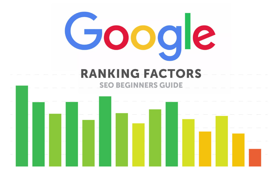 SEO Beginners Guide: Google Ranking Factors Updated13 min read