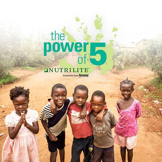 Power of 5 – Worldwide Engagement Platform