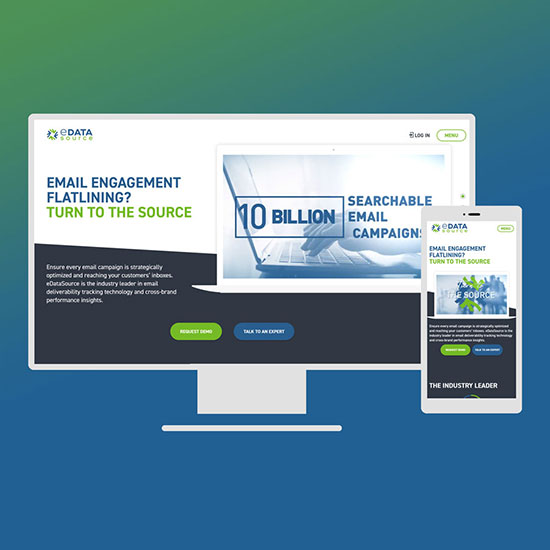 Innovative Web Design – eDataSource
