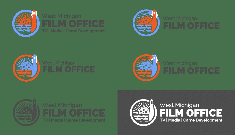 WM Film logos