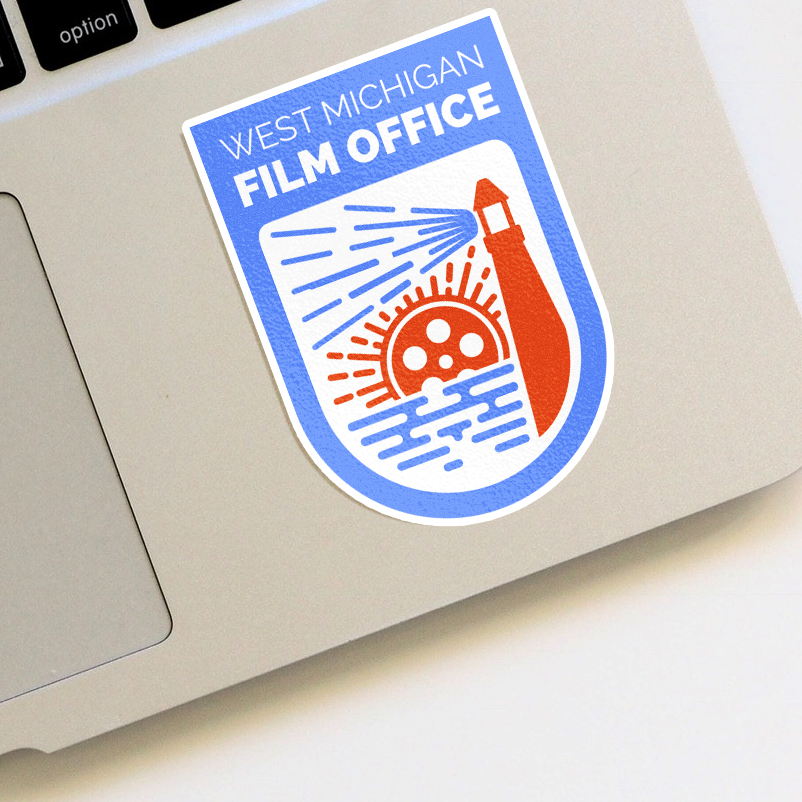 Logo Rebrand – West Michigan Film Office