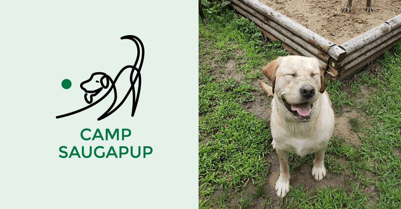 Camp Saugapup Logo