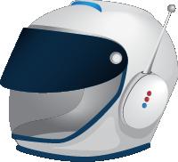 helmet illistration