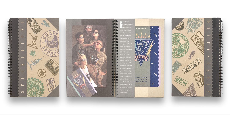 Speckletone Duffy Group Sample Book
