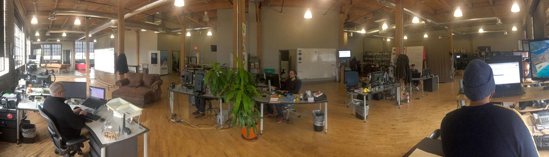 Office Panorama New