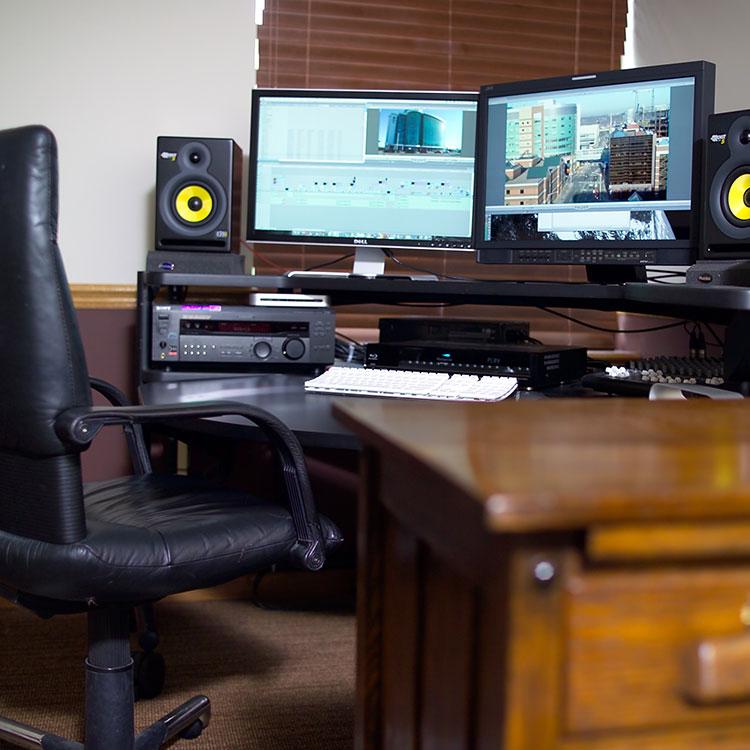 desk detail
