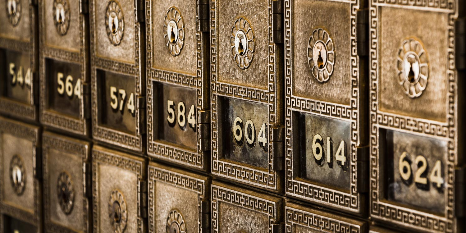 bank-lock-boxes-close-up