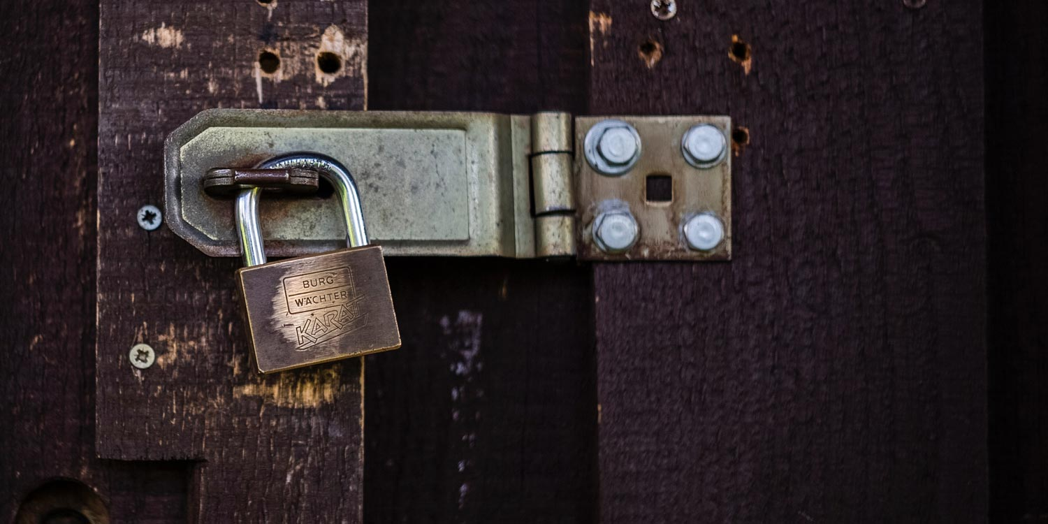 close-up-of-lock