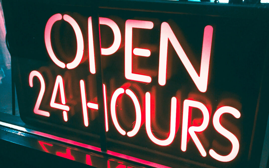 Your 24-Hour Salesperson: Focus On The Sales Side Of Things