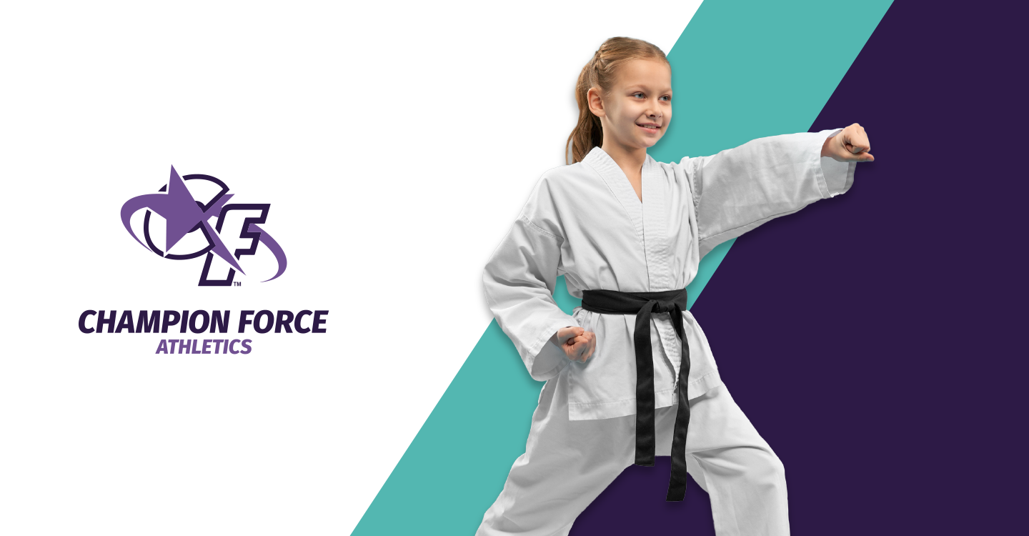 DVS Portfolio - Champion Force Athletics Banner