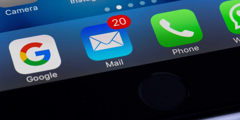 inbox notification