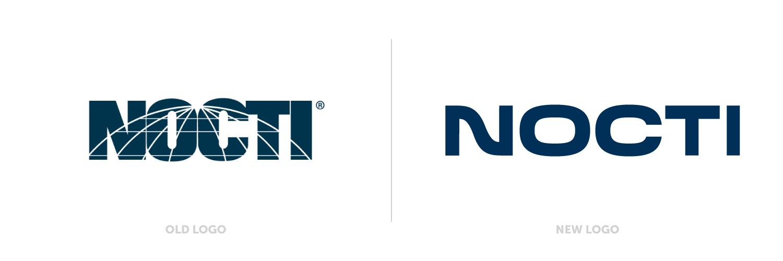 Nocti old vs new logo